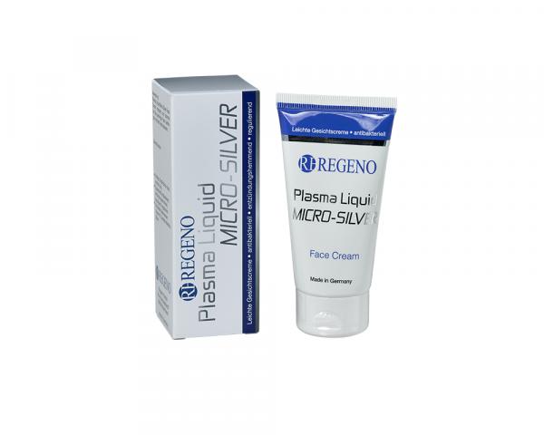 Plasma Liquid® Micro Silver Face Cream