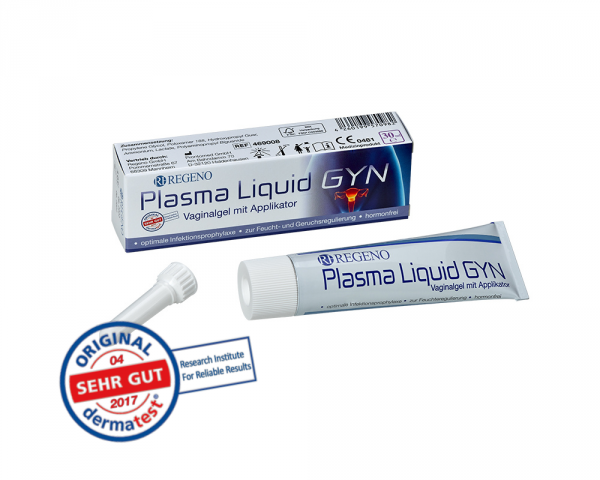 Plasma Liquid GYN® Vaginal Gel